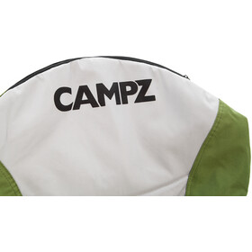 CAMPZ Silla Deluxe Brazos, olive/grey